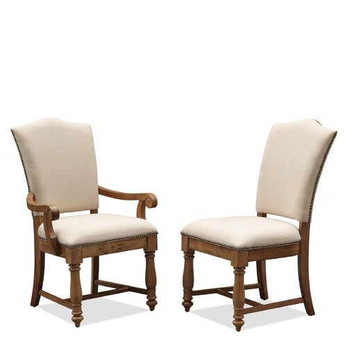 Riverside Furniture Summerhill Upholstered Side Chair