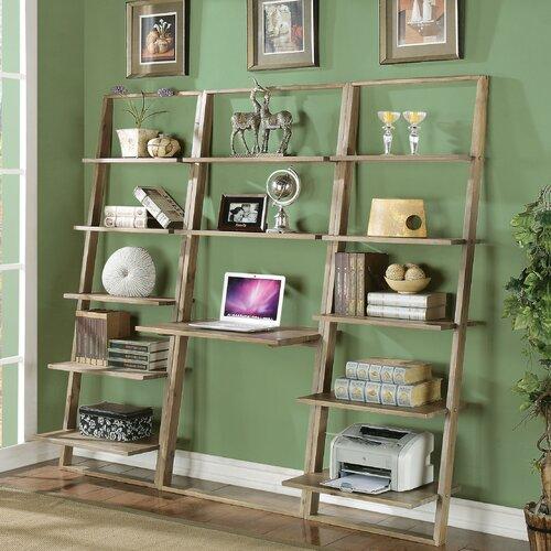 Riverside Furniture Lean Living Leaning Desk Office Suite
