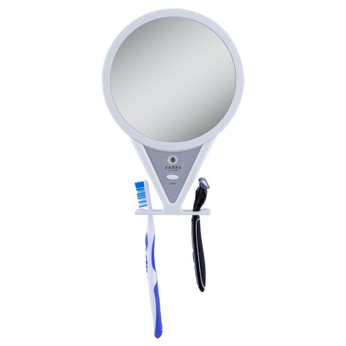 Zadro Z'Fogless LED Lighted Shower Mirror