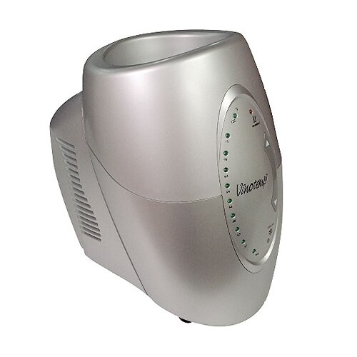 Single Bottle Single Zone Thermoelectric Wine Chiller/Warmer