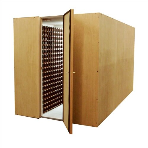 2500 Bottle Single Zone Wine Refrigerator