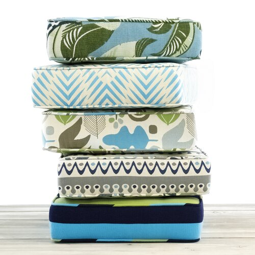 DwellStudio Finmark Fabric - Lime