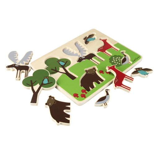 DwellStudio Woodland Puzzle