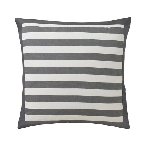 DwellStudio Graphic Stripe Ink Euro Shams
