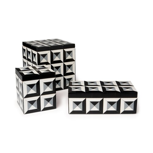 DwellStudio Deco Border Boxes