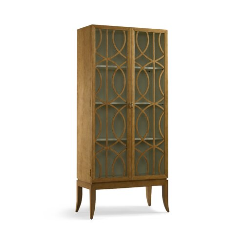 DwellStudio Gate French Oak Armoire