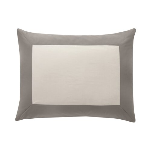 DwellStudio Modern Border Smoke Sham (Set of 2)