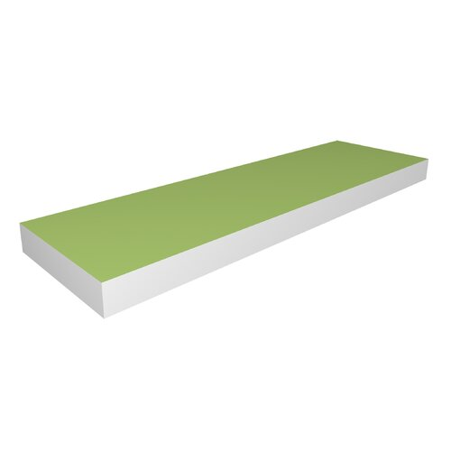 DwellStudio Lime Floating Large Shelf