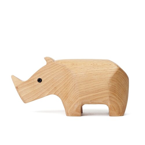 DwellStudio Carved Rhino Box