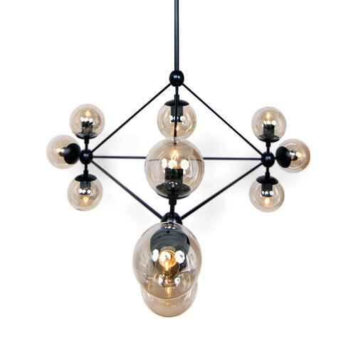 DwellStudio Orb 10 Light Pendant II
