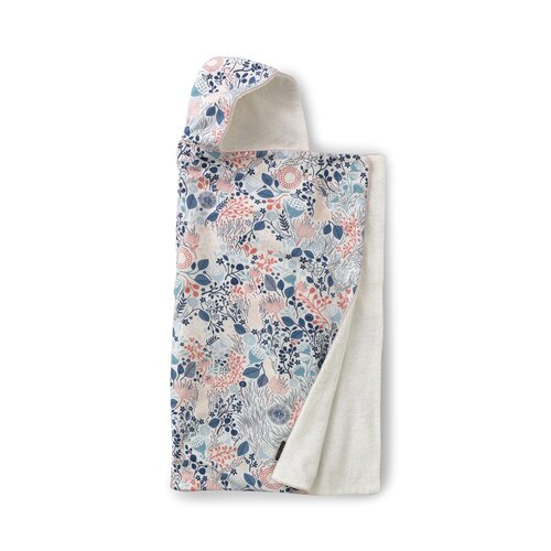 DwellStudio Meadow Hooded Towel