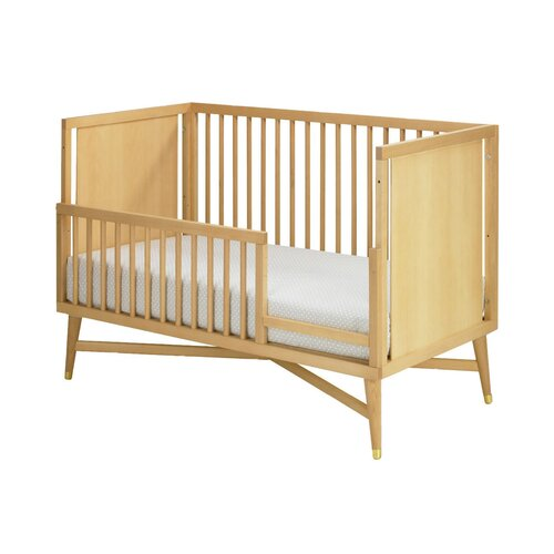 DwellStudio Mid-Century Natural Toddler Rail