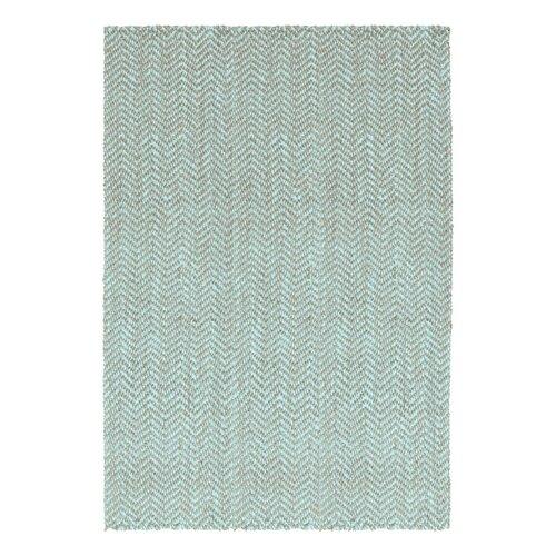dwellstudio herringbone jute slate blue rug dwellstudio