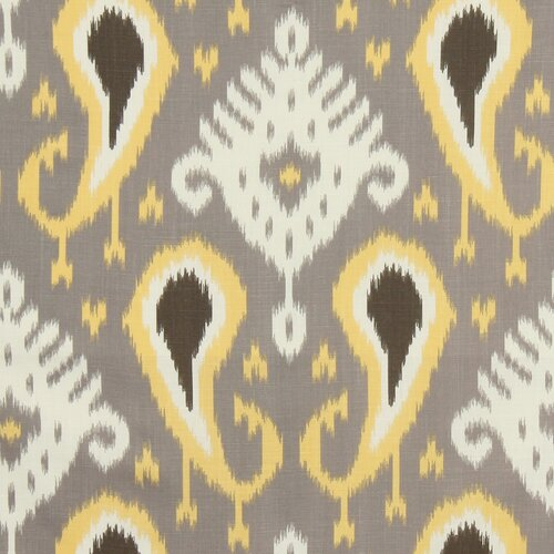DwellStudio Batavia Ikat Fabric - Citrine