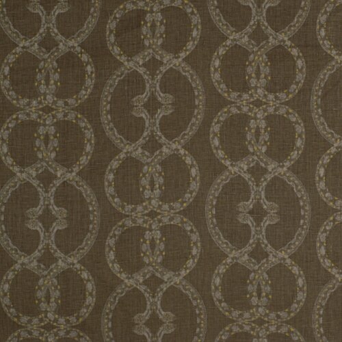 DwellStudio Snake Chain Fabric - Brindle