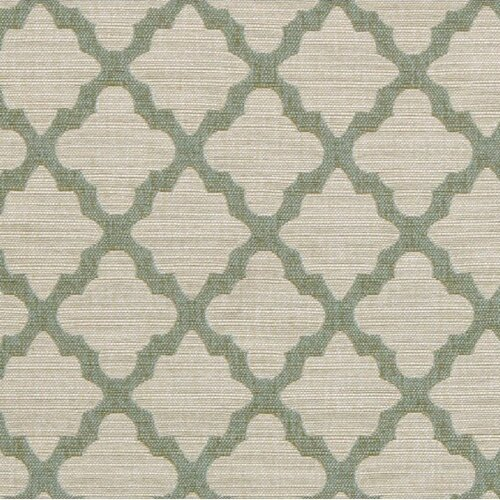 DwellStudio Casablanca Geo Fabric - Aquamarine