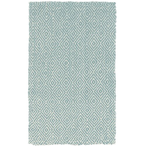 dwellstudio diamond jute slate blue rug dwellstudio