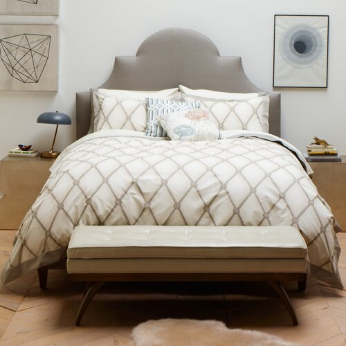DwellStudio Hadley Cloud Standard Sham (Set of 2)