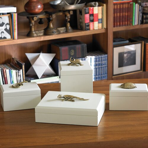 DwellStudio Lizard Box