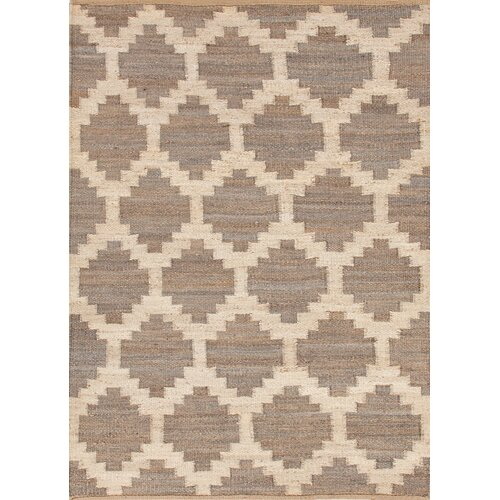 DwellStudio Feza Rug in Medium Gray