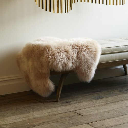 DwellStudio Sheepskin Single Rug