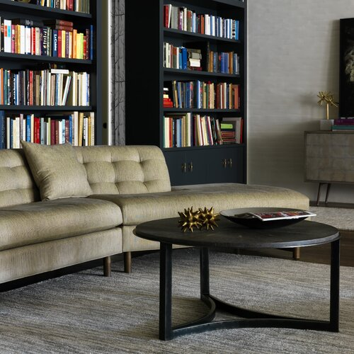 DwellStudio Milo Coffee Table in Shagreen