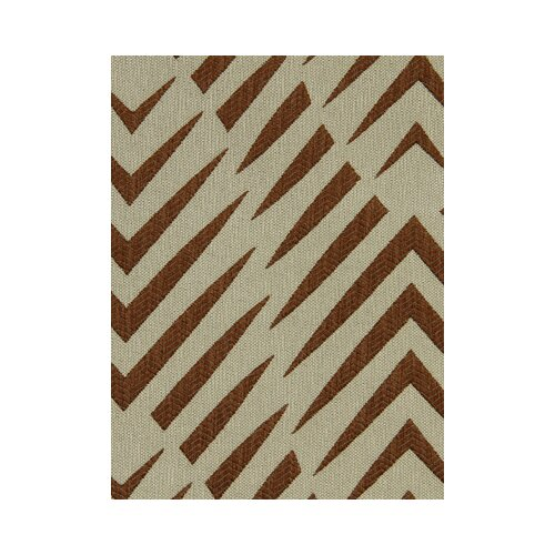 DwellStudio Zebra Geo Fabric - Copper