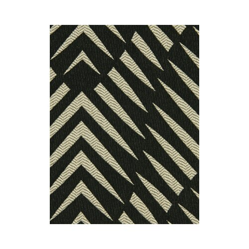 DwellStudio Zebra Geo Fabric - Ink