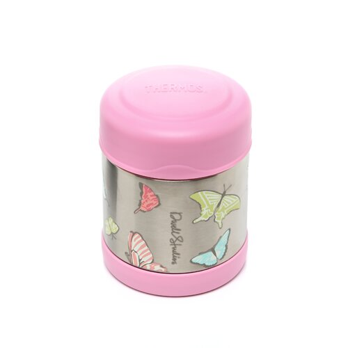 DwellStudio Butterfly 10 oz Funtainer Food Jar