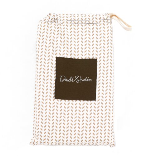 DwellStudio Chevron Chocolate Standard Case