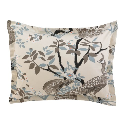 DwellStudio Peacock Dove Sham Pair