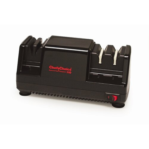 Electric International Diamond Hone Knife Sharpener