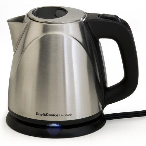 Chef's Choice International 1-qt. Electric Tea Kettle