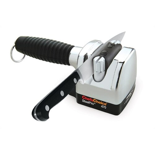 Chef's Choice SteelPro Manual Knife Sharpener