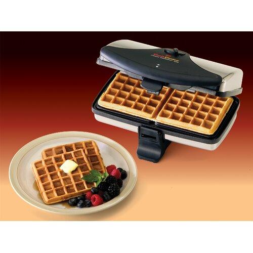 Chef's Choice Classic WafflePro Waffle Maker