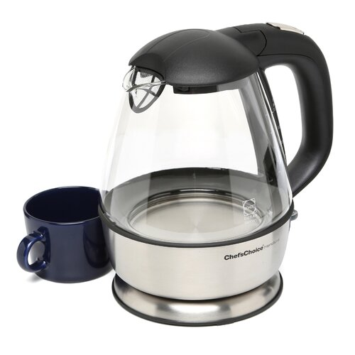 Chef's Choice International 1.5-qt. Electric Tea Kettle