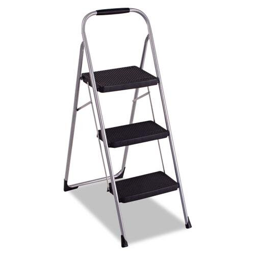 Cosco Home and Office 3-Step Big Folding Step Stool