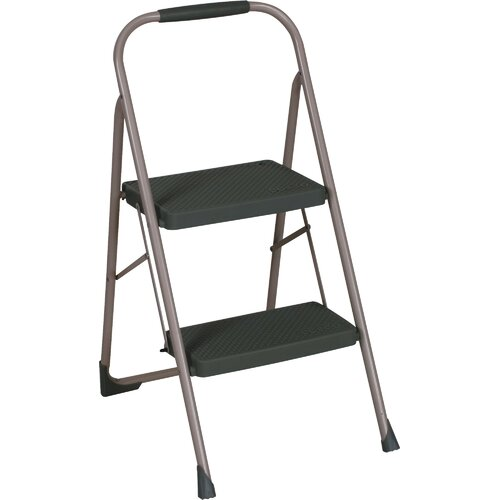 Cosco Home And Office 2 Step Big Step Folding Step Stool