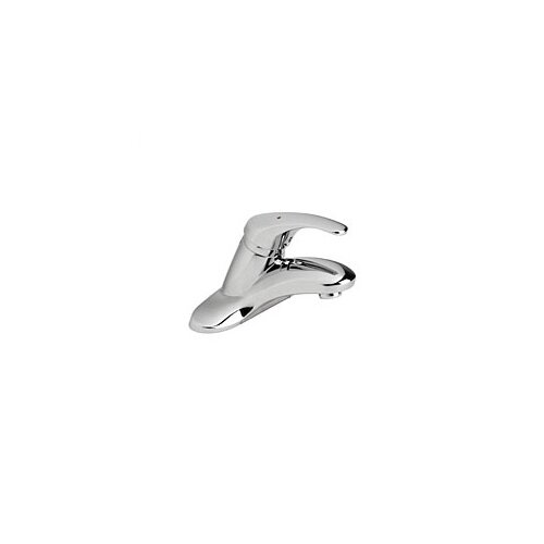 Symmetrix Centerset Bathroom Sink Faucet with Single Lever Handle