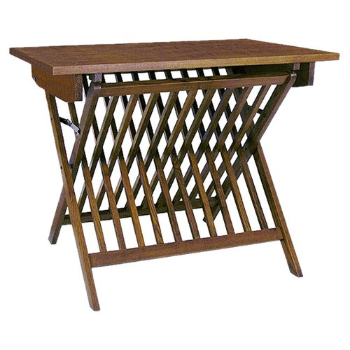 Wayborn Jones Fence Console Table
