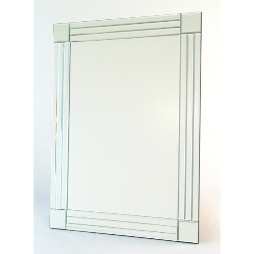 Wayborn Beveled Mirror & Reviews | Wayfair