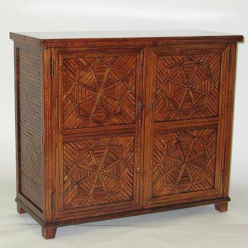 Wayborn Issur Bamboo Cabinet