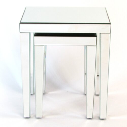 Wayborn 2 Piece Nesting Tables