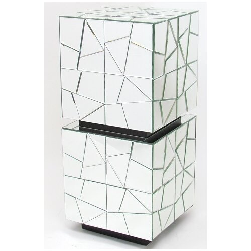 2-Piece End Table