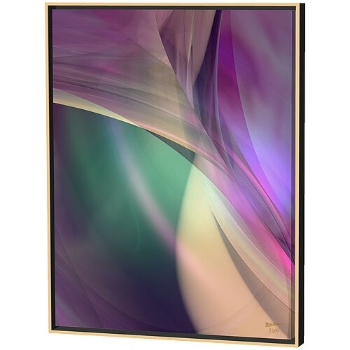 Romance Limited Edition by Scott J. Menaul Framed Graphic Art