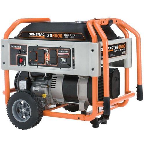 6,500 Watt Gasoline Generator