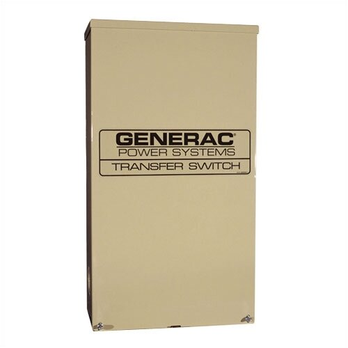 Generac 200 Amp Outdoor Automatic Transfer Switch