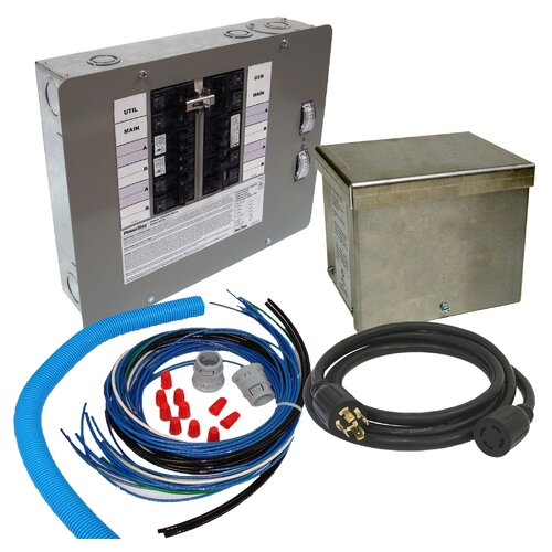 Generac Generac 30 AMP Manual Transfer Switch