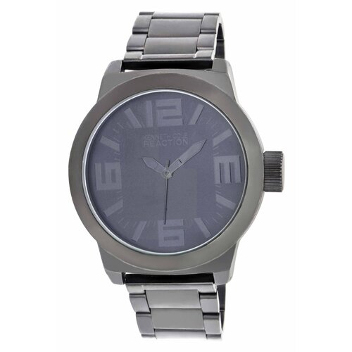 Kenneth Cole Reaction Men's Bracelet Watch in Black
