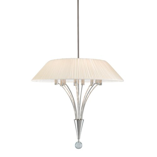 Fontana 8 Light Foyer Pendant